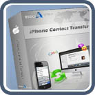 iPhone Kontakt Transfer Mac